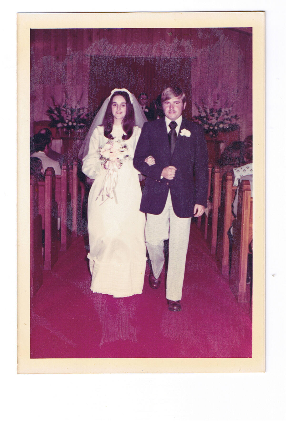 My Sis and Her New Hubby… 1973 | apronsandappetites