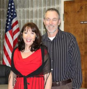 Steve and Brenda Wood