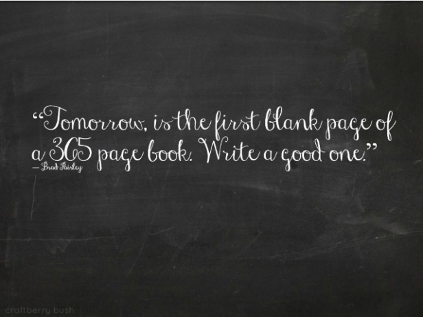 quote blank page