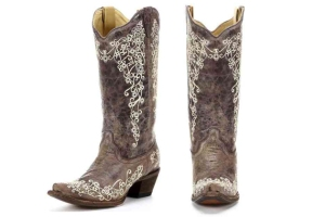 Corral Embroidery boots