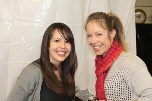 Benna and Amanda