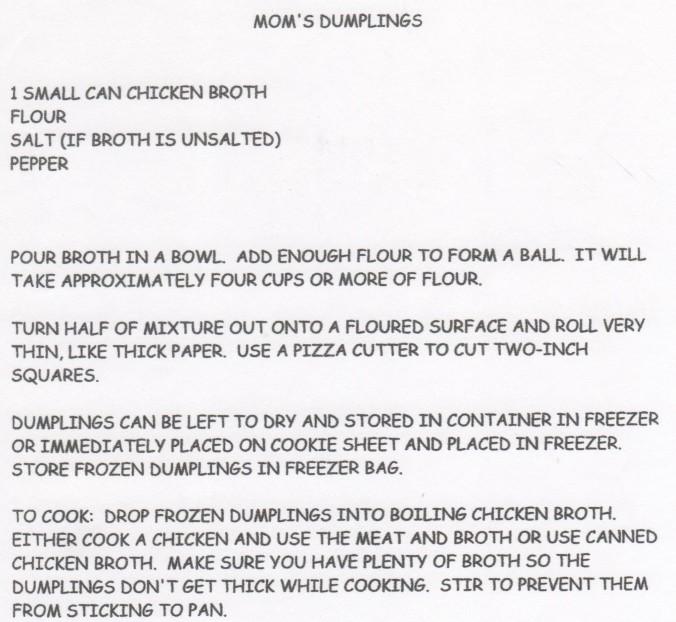 Mom's Dumplings 001