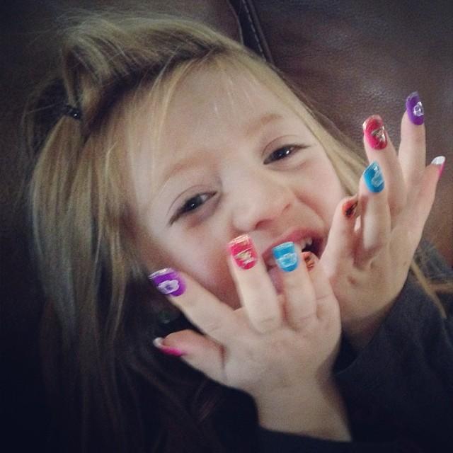 Maci and nails