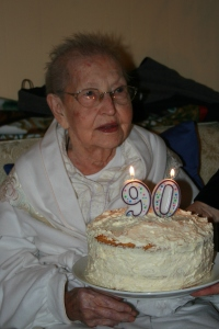 90 cake