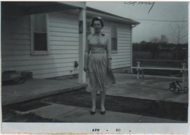Mom 1960